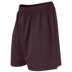Mitre Black PE Shorts