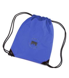 Royal PE Bag - Embroidered with Redesdale Primary School logo