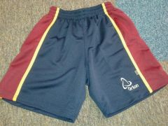 Games Shorts - Embroidered with Orion Logo
