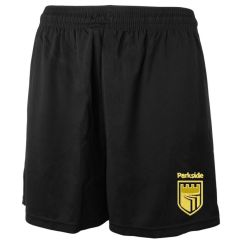 P.E. Short - with Embroidered Parkside Academy Logo