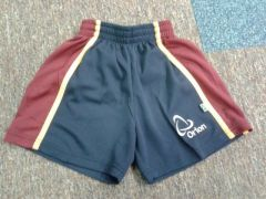 Rugby Shorts - Embroidered with Orion Logo