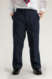 Boys Navy Junior Trousers (SSJ)