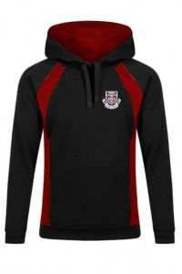 Hoodie (GIRLS ONLY) (OPTIONAL) - Embroidered with St Bede's Catholic School Logo