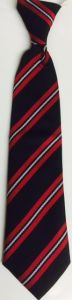 St Benet Biscop High School Clip-on Tie - COMPULSORY