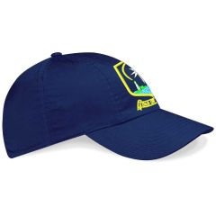 Navy Cap - Embroidered With Star of the Sea School Logo