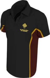 PE Polo Top - Embroidered with St Thomas More Academy Logo