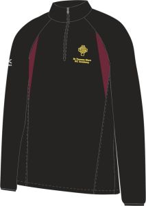 Unisex PE Mid-Layer Outdoor top (MLS) (COMPULSORY) - Embroidered with St Thomas More Academy Logo