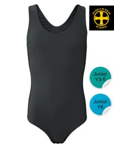 Swim Suit - Printed with Durham High School Logo