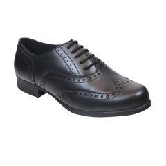 Girls Bella School Shoes