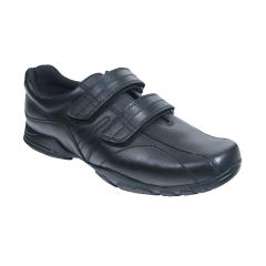 Boys Hoddle Double School Shoes