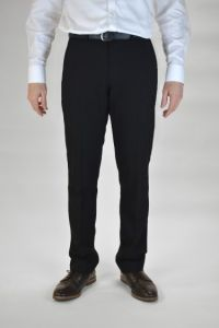 Boys Black Slim Leg Trousers (TLT)