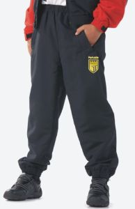P.E. Tracksuit Bottoms embroidered with the Parkside Academy logo (Optional)