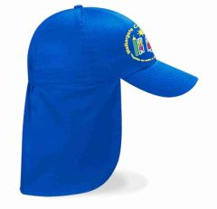 Royal Legionaire Cap - Embroidered with Walkergate Community School logo