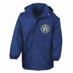Royal Result Stormproof Coat - Embroidered with Walkergate Commumnity School logo