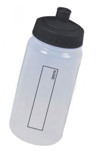 Black Bio Water Bottle