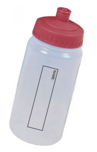Maroon Bio Water Bottle