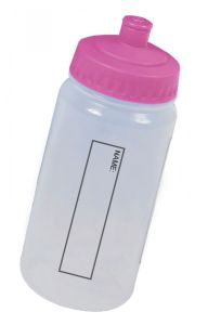 Pink Bio Water Bottle