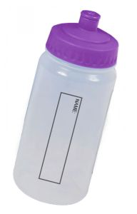 Purple Bio Water Bottle