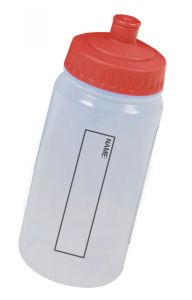 Red Bio Water Bottle