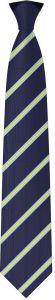Yellow School Tie - for Churchill Community College