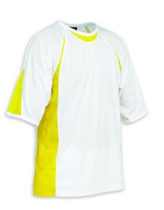 PE White/Gold Sports Top for West Jesmond Primary School
