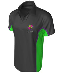 Boys PE Polo - Embroidered with Whitworth Park Academy logo