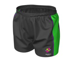PE Shorts  - Embroidered with Whitworth Park Academy logo