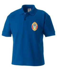 Royal Polo - Embroidered with Wolsingham School logo